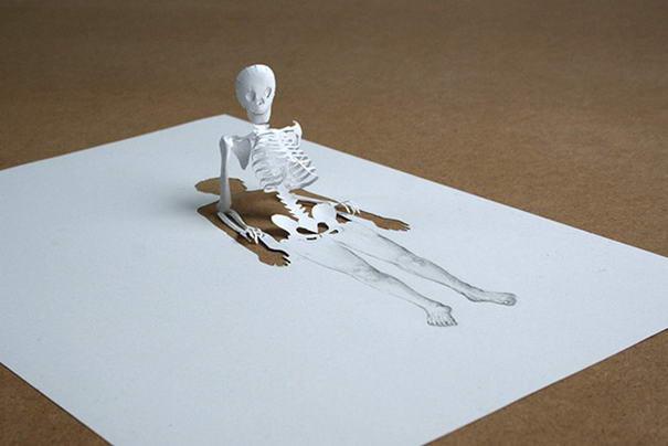 Paper Art By Peter Callesen (3)