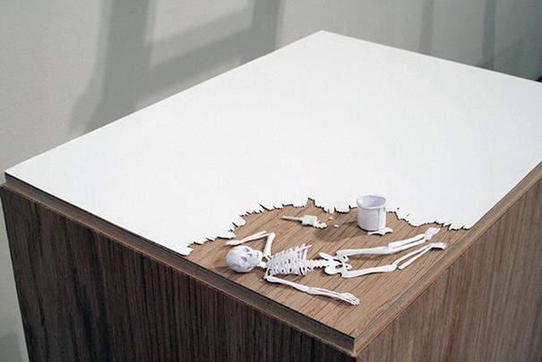 Paper Art By Peter Callesen (10)