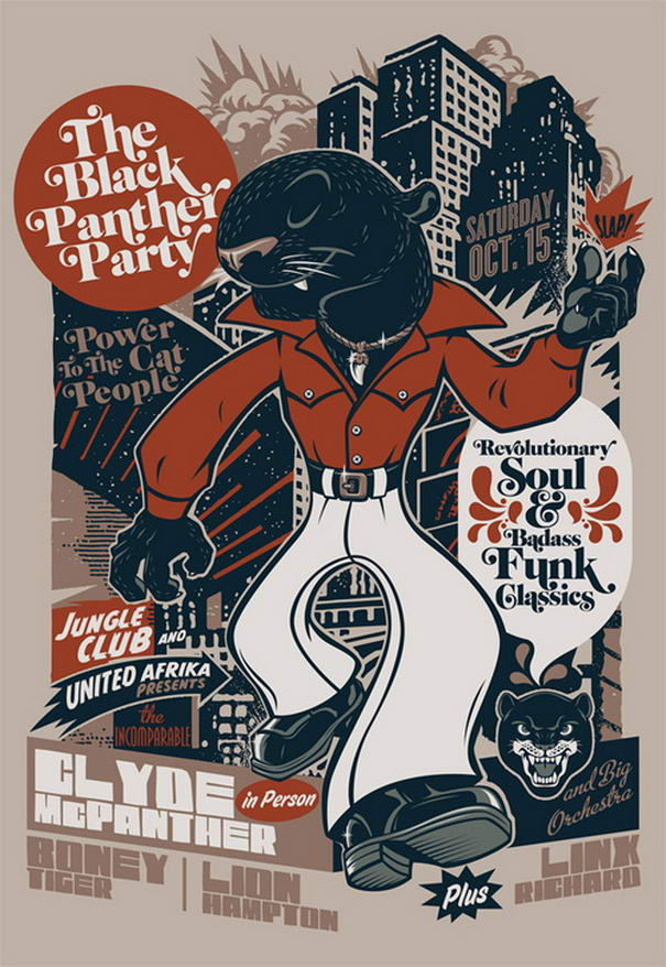 The Black Panther Party Rubens Scarelli