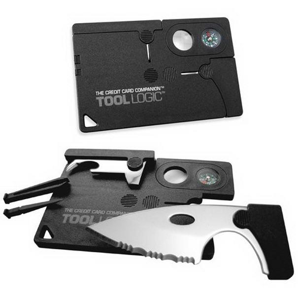 Tool Logic CC1SB Credit Card Companion