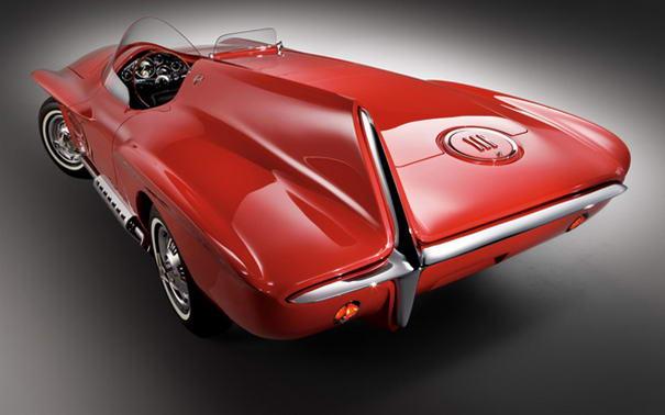 Car Designs 1960 Plymouth XNR (1)