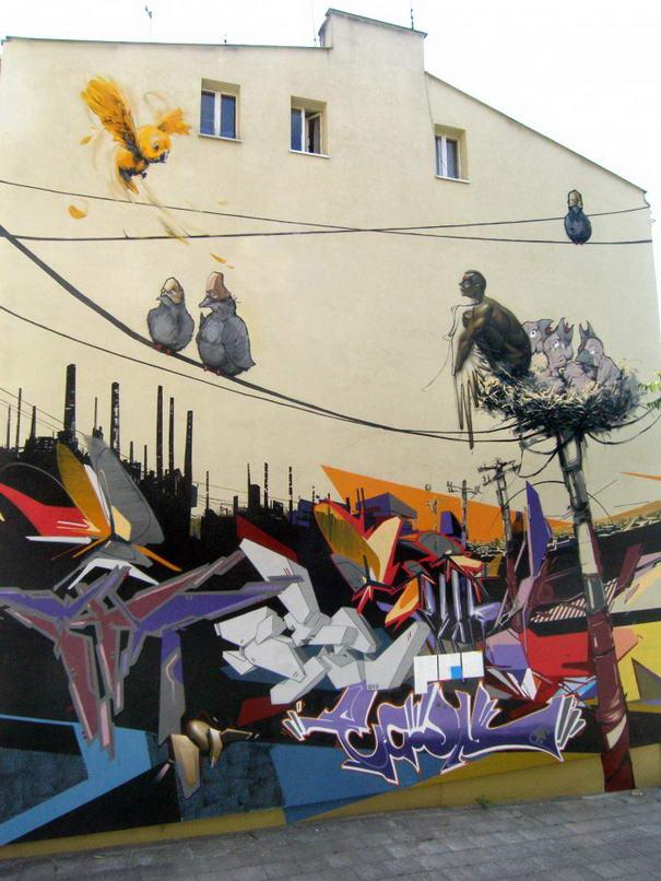 Birdy - Bydgoscz Poland 2009