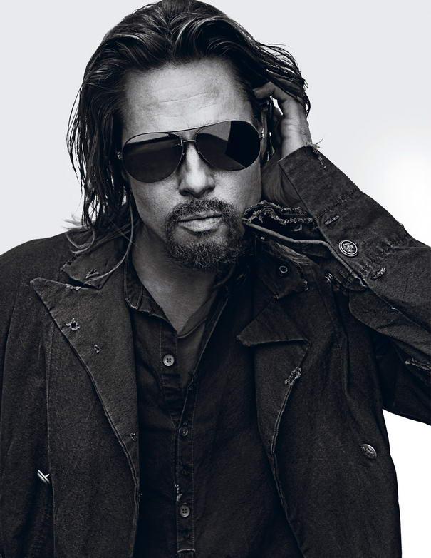 Brad Pitt By Steven Klein (6)