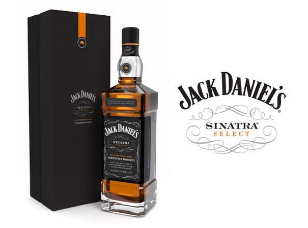 Packaging Designs Jack Daniels Sinatra Select