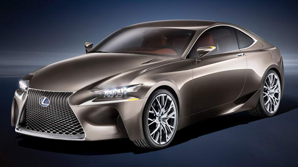 Lexus LF-CC Hybrid Concept (1)