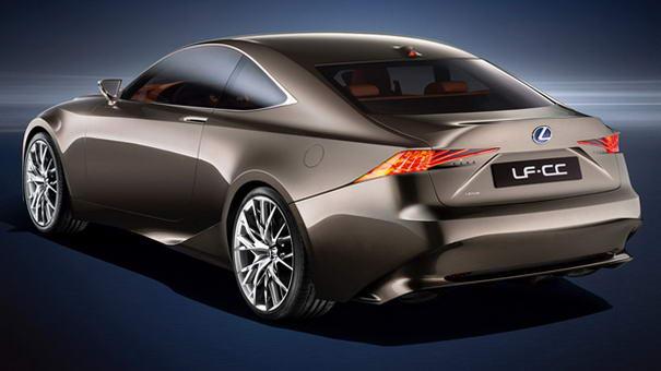 Lexus LF-CC Hybrid Concept (2)