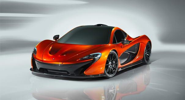 McLaren P1 Concept (1)