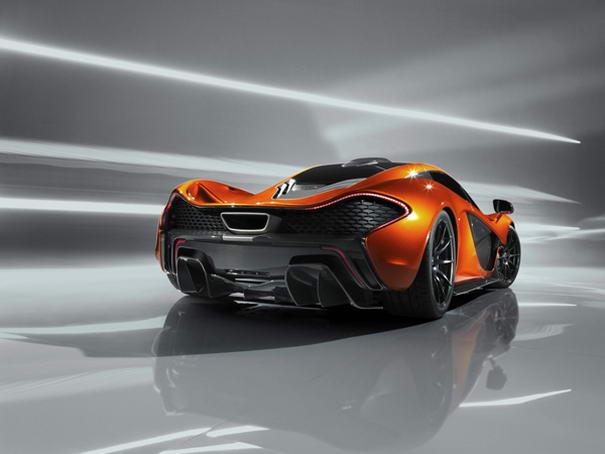 McLaren P1 Concept (2)