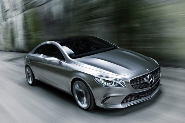 Mercedes-Benz Style Coupe Concept (1)
