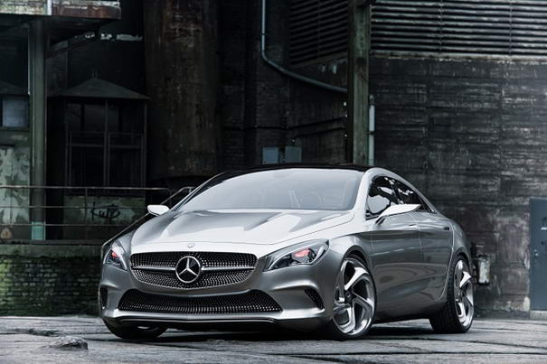 Mercedes-Benz Style Coupe Concept (2)