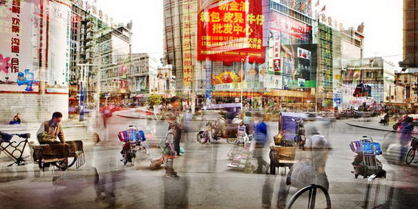 QUIDAM - Shanghai
