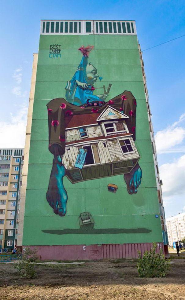 Removal – Kazan Russia 2012