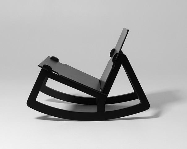 Rock Chair By Farg & Blanche