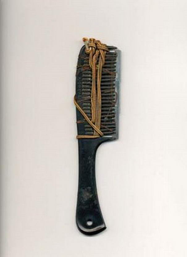 Razor Blade Comb