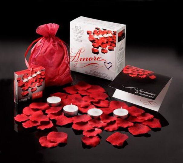Valentine Amore Romantic Gift Set