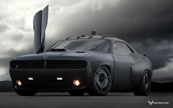 USAF Challenger Vapor