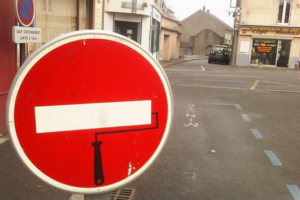 Street Sign By Jinks Kunst ©  (1)