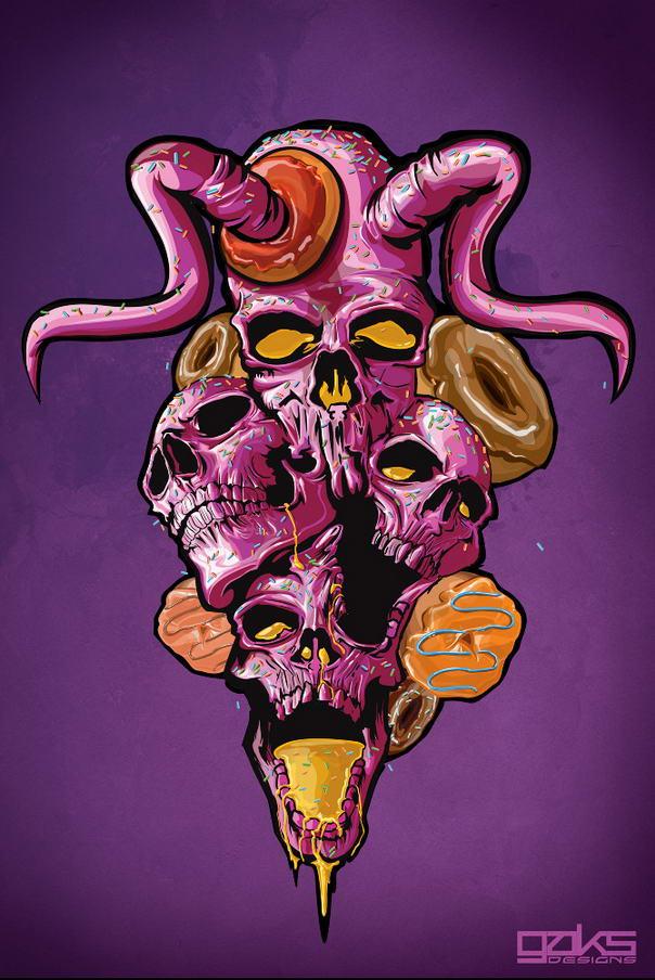 Skull Candy Extravaganza