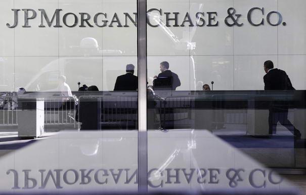 J P Morgan Chase Co
