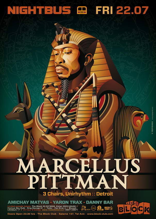 Marcellus Pittman