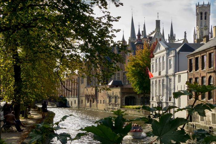 Bruges by niaaHoo