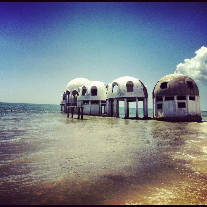 Dome houses - Southwest Florida