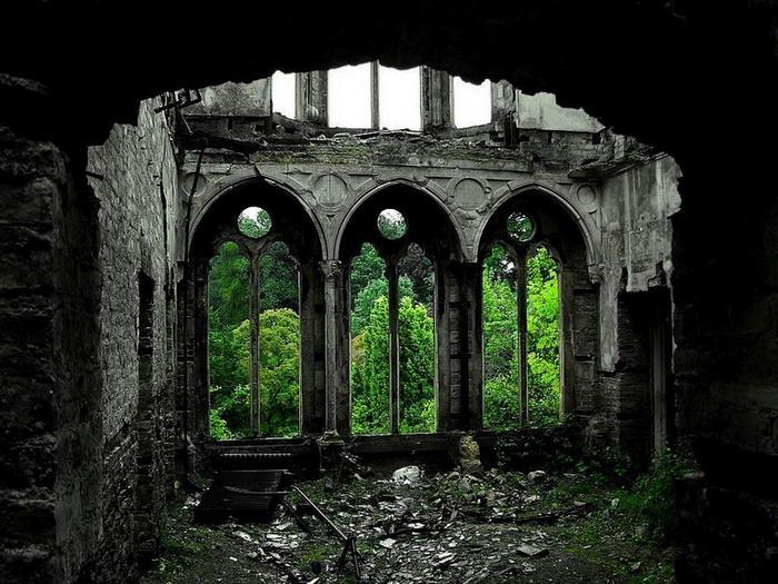 Hafodunos Hall - Llangernyw North Wales