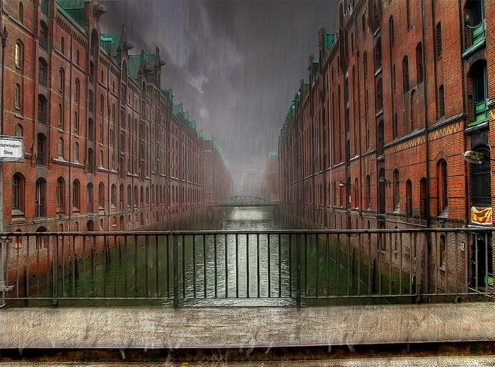 Hamburg by GimmeLight
