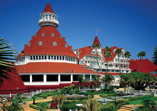 Haunted Hotels Hotel del Coronado