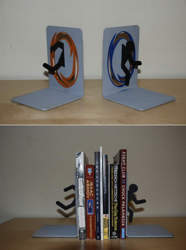 Portal 2 Bookends