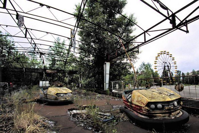 Abandoned Places Pripyat - Ukraine