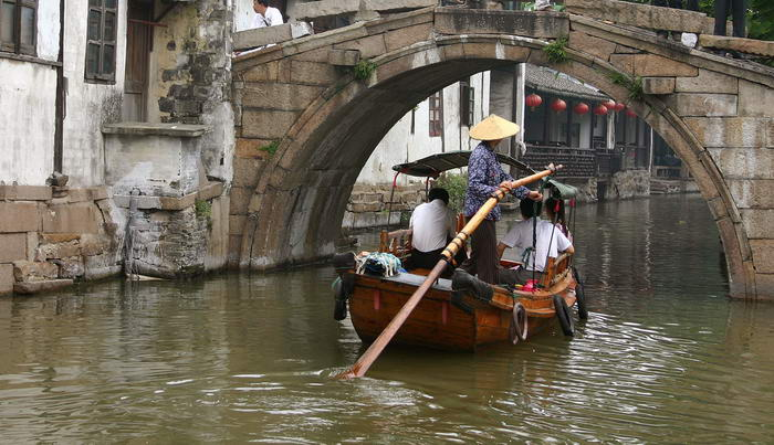 Suzhou Canals By sbecks1