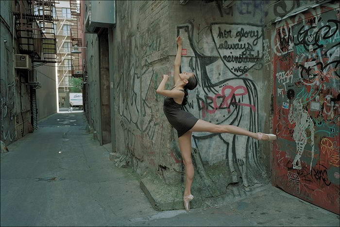 Ballerinas Alessandra - Lower East Side