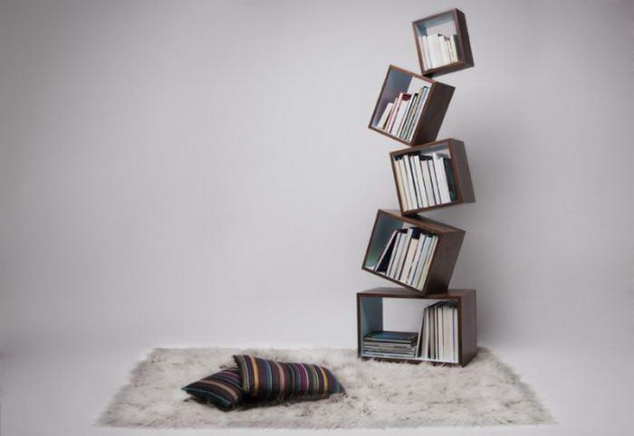 Equilibrium Bookcase