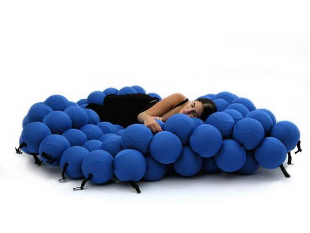 Molecular Bed