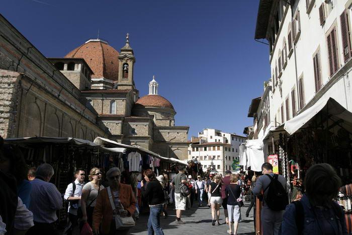 San Lorenzos Market Florence