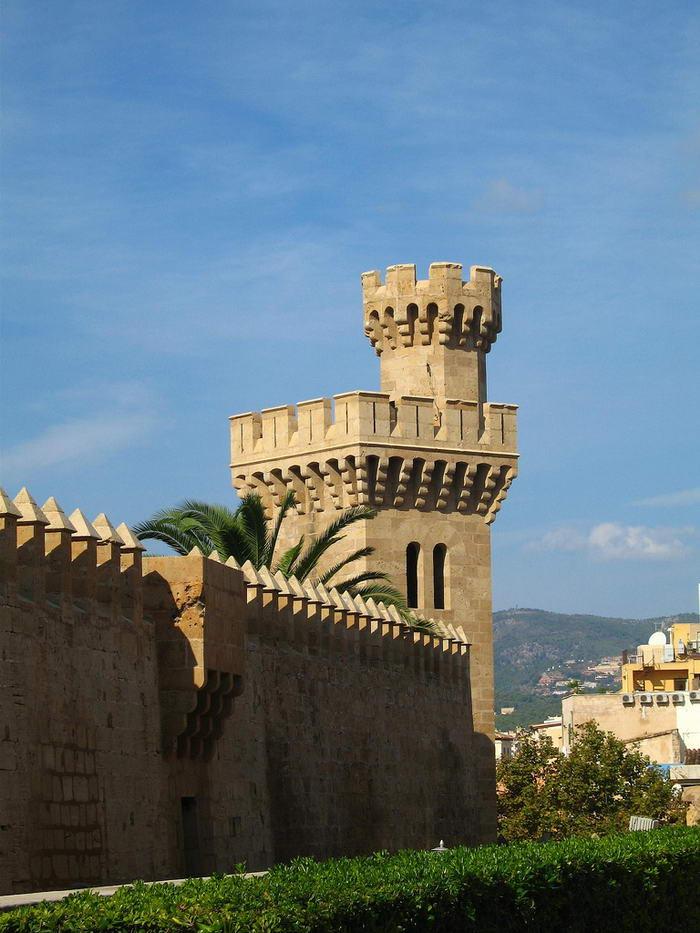 Majorca Almudaina Palace
