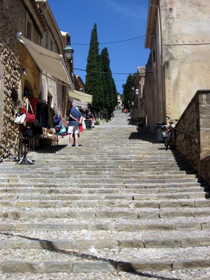 Calvari Steps