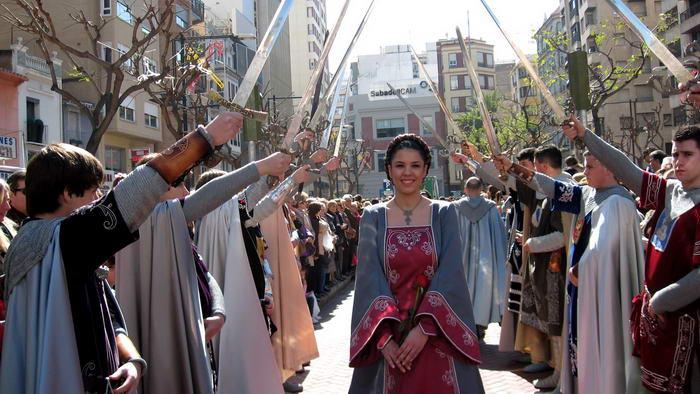 Fiesta Rey En Jaume