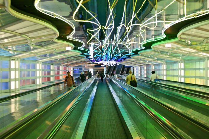 Airport Walkways