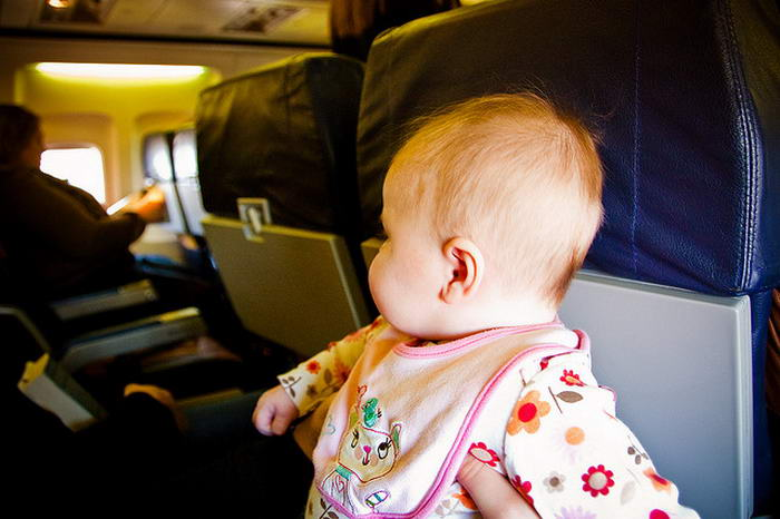 Annoying Things Baby on the Plane