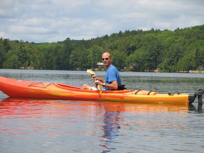 Kayaking by mckaysavage