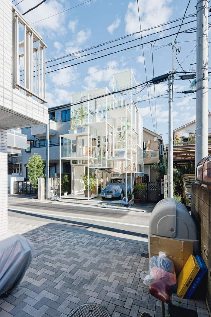 Transparent House (2)