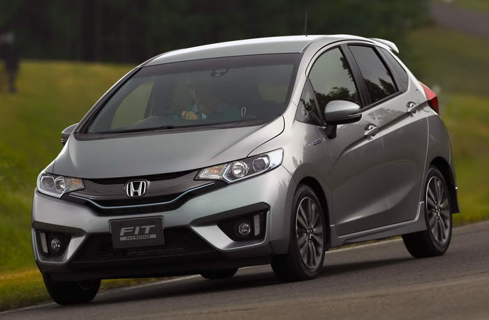 Stylish Cars Honda Jazz