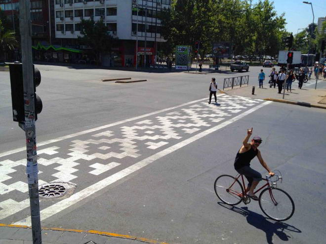 Street Art By Roadsworth (10)