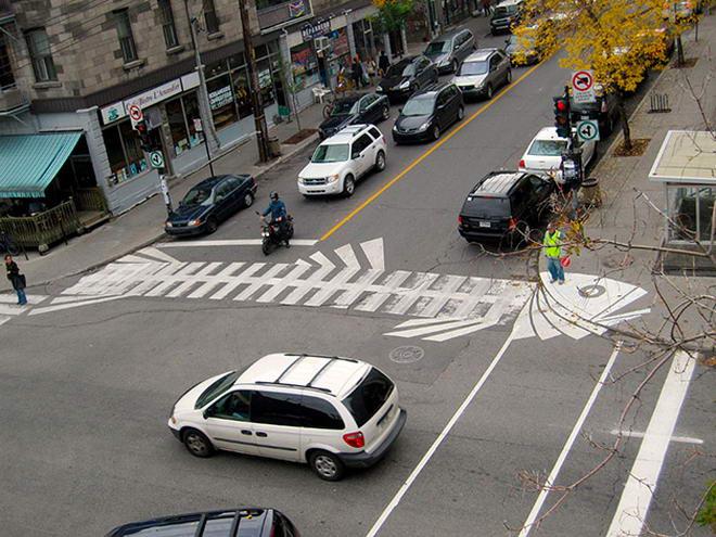 Street Art By Roadsworth (8)