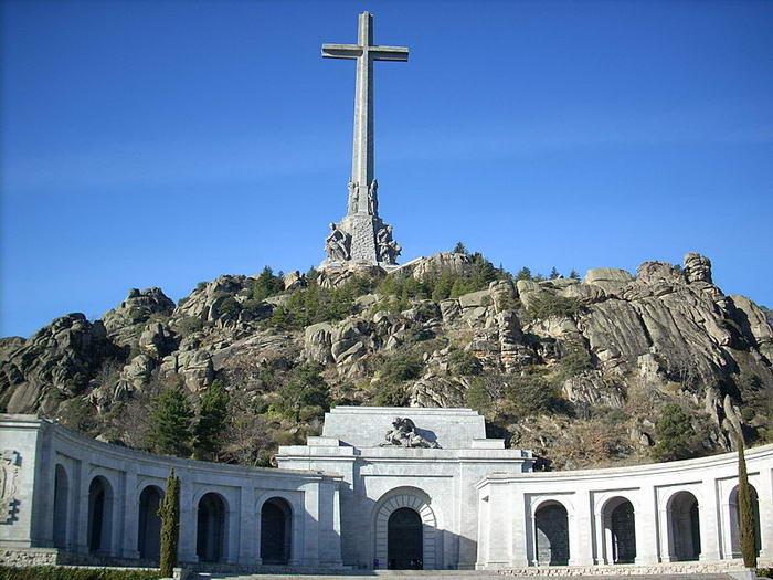 Cross of the Valle de los Caidos