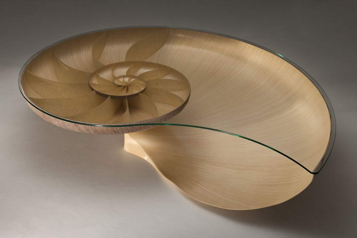 Nautilus Table