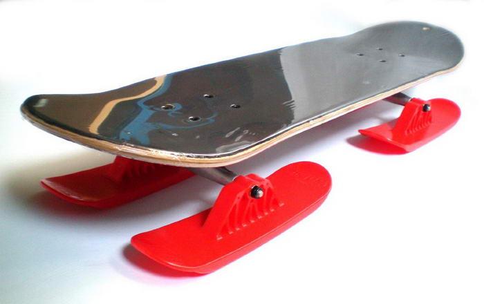 Snow Skateboard