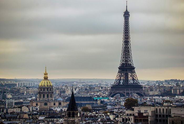 Paris - Before